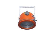 Взрывозащищенный светодиодный светильник АПЛИТ Ех-01 Д-30 УХЛ1