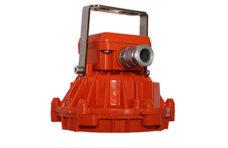 Взрывозащищенный светильник светодиодный ДСП57КР-02-20 УХЛ1